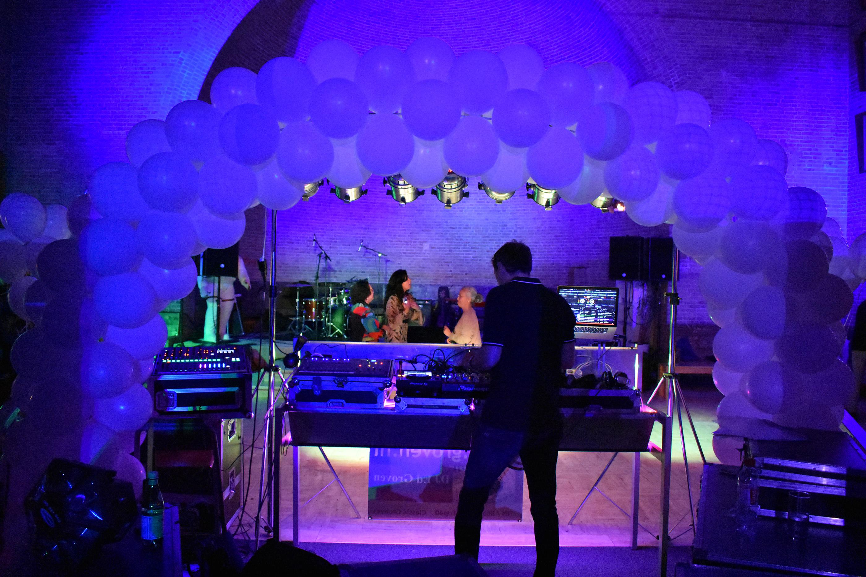 Goede DJ Bedrijfsfeest gevarieerd repertoire