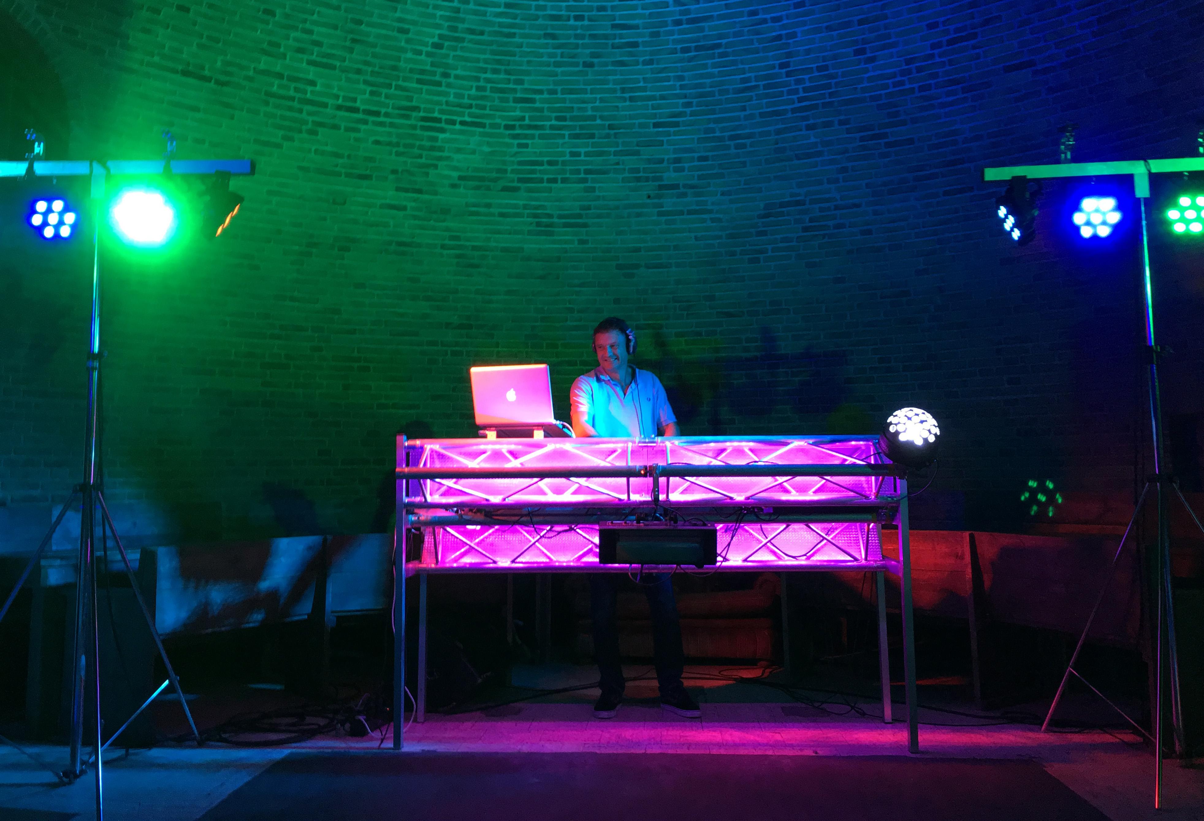 Ed Groven DJ Den Haag