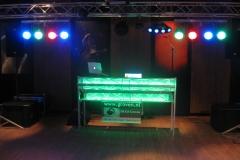 DJ met eigen installatie Den Haag