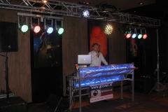 Gezellige DJ bruiloft jubileum