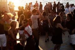 DJ strandtent Beachclub Kijkduin Scheveningen